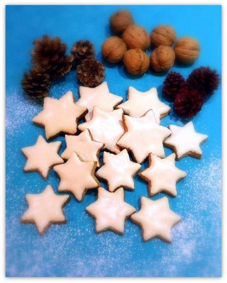 """Estrellas de navidad """"Zimtsterne"""""""