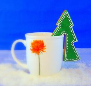 Arbol de navidad de galleta